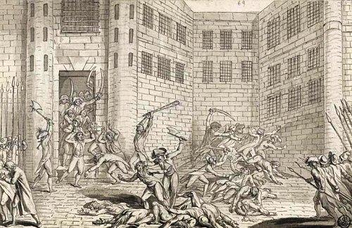 masacre de septiembre francia